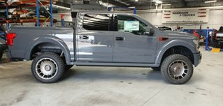 2019 Ford F150 (No Series) Lariat Grey Automatic Utility.