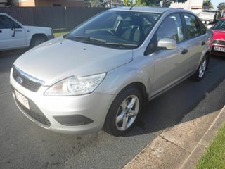 2009 Ford Focus LV CL Silver 5 Speed Automatic Sedan