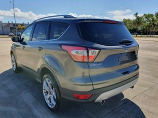2018 Ford Escape ZG 2019.25MY Titanium Magnetic 6 Speed Sports Automatic Dual Clutch SUV