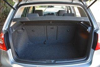 2005 Volkswagen Golf V Comfortline Tiptronic Silver 6 Speed Sports Automatic Hatchback