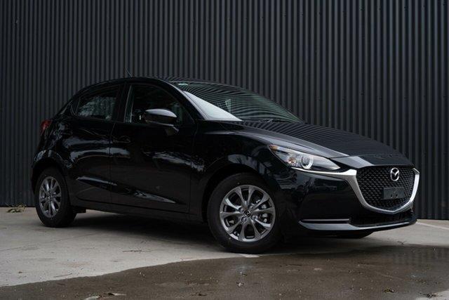 New Mazda 2  , 2020 Mazda 2 MAZDA2 Q 6AUTO HATCH PURE Jet Black Hatchback
