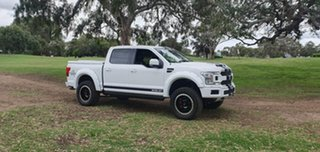 2018 Ford F150 (No Series) Shelby White Automatic Utility.