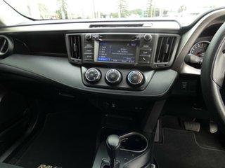 2016 Toyota RAV4 ASA44R GX AWD Silver 6 Speed Sports Automatic Wagon