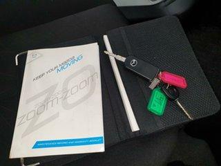 2012 Mazda 2 DE10Y2 MY12 Neo Silver 5 Speed Manual Hatchback