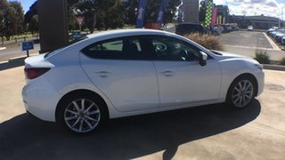 2018 Mazda 3 BN5238 SP25 SKYACTIV-Drive Snowflake White Pearl 6 Speed Sports Automatic Sedan