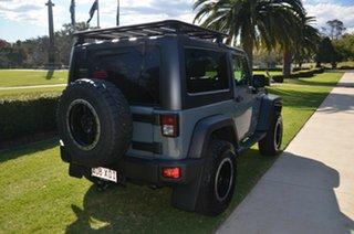 2014 Jeep Wrangler JK MY15 Sport (4x4) Grey 5 Speed Automatic Softtop.