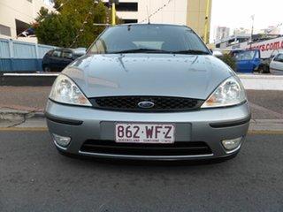 2004 Ford Focus LR SR Silver 5 Speed Manual Hatchback