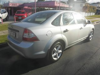 2009 Ford Focus LV CL Silver 5 Speed Automatic Sedan.