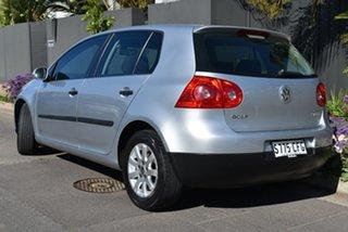 2005 Volkswagen Golf V Comfortline Tiptronic Silver 6 Speed Sports Automatic Hatchback.