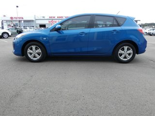 2012 Mazda 3 BL10F2 MY13 Neo Blue 6 Speed Manual Hatchback.