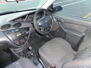 2004 Ford Focus LR SR Silver 5 Speed Manual Hatchback.