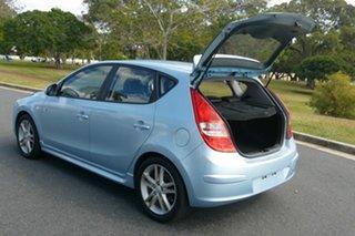 2010 Hyundai i30 FD MY11 SR Blue 5 Speed Manual Hatchback