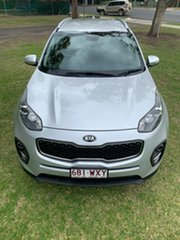 2016 Kia Sportage QL MY17 Si 2WD Sparkling Silver 6 Speed Sports Automatic Wagon