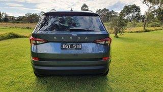 2020 Skoda Kodiaq NS 132TSI Grey Sports Automatic Dual Clutch Wagon