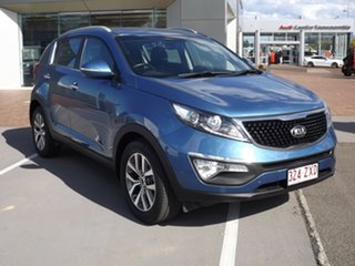 2014 Kia Sportage SL MY14 Si 2WD Premium Blue 6 Speed Sports Automatic Wagon.