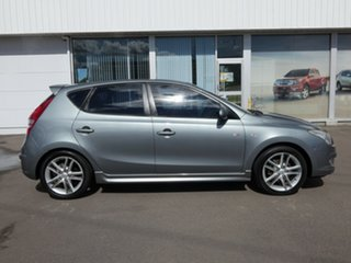 2009 Hyundai i30 FD MY09 SR Silver 5 Speed Manual Hatchback
