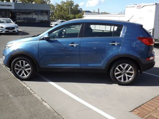 2014 Kia Sportage SL MY14 Si 2WD Premium Blue 6 Speed Sports Automatic Wagon