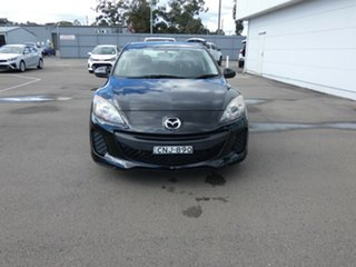2013 Mazda 3 BL10F2 MY13 Neo Activematic Black 5 Speed Sports Automatic Sedan.