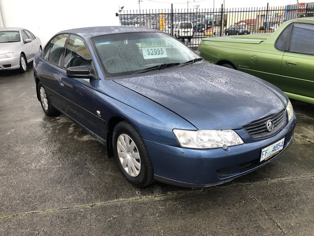 Used Holden Commodore VY Executive, 2003 Holden Commodore VY Executive Delft 4 Speed Automatic Sedan