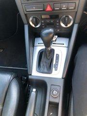2008 Audi A3 8P MY06 Upgrade Sportback 3.2 Quattro Ambition Abarth Grey 6 Speed Direct Shift