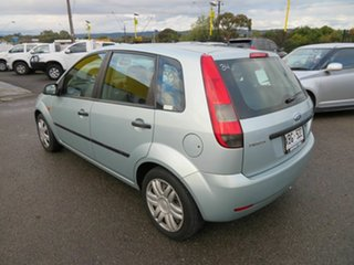 2004 Ford Fiesta WP LX Green 4 Speed Automatic Hatchback