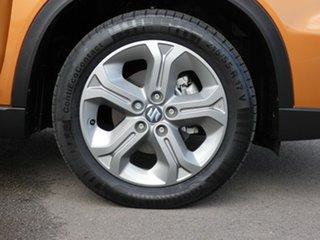 2016 Suzuki Vitara LY RT-S 2WD Orange 6 Speed Sports Automatic Wagon