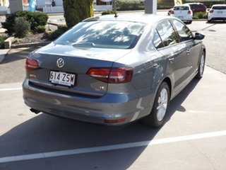 2017 Volkswagen Jetta 1B MY17 118TSI DSG Trendline Grey 7 Speed Sports Automatic Dual Clutch Sedan
