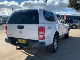 2016 Holden Colorado RG MY17 LS White 6 Speed Sports Automatic Dual Cab Utility