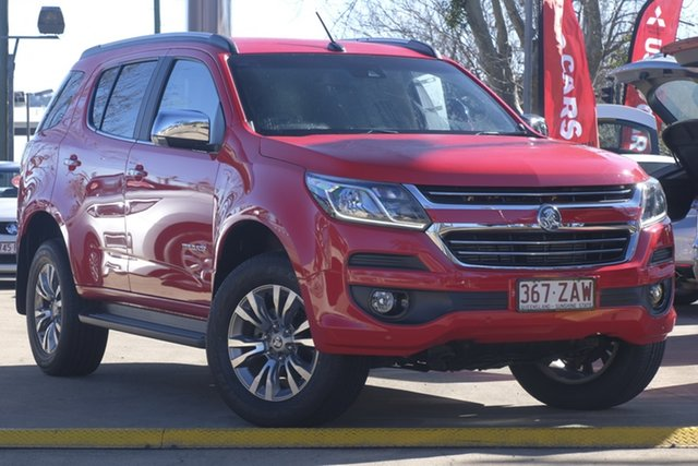 Used Holden Trailblazer RG MY20 LTZ, 2019 Holden Trailblazer RG MY20 LTZ Red 6 Speed Sports Automatic Wagon
