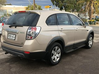 2012 Holden Captiva CG Series II MY12 7 SX Gold 6 Speed Sports Automatic Wagon.