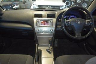 2010 Toyota Camry AHV40R Hybrid Silver Continuous Variable Sedan
