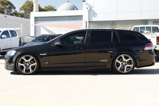 2010 Holden Commodore VE II SS Black 6 Speed Automatic Sportswagon