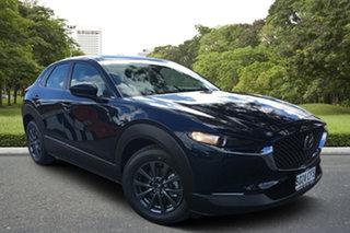 2020 Mazda CX-30 DM2W7A G20 SKYACTIV-Drive Pure Deep Crystal Blue 6 Speed Sports Automatic Wagon.