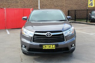 2016 Toyota Kluger GSU50R GX (4x2) Grey 6 Speed Automatic Wagon.