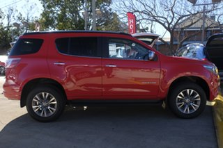 2019 Holden Trailblazer RG MY20 LTZ Red 6 Speed Sports Automatic Wagon.