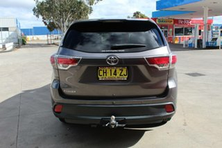 2016 Toyota Kluger GSU50R GX (4x2) Grey 6 Speed Automatic Wagon