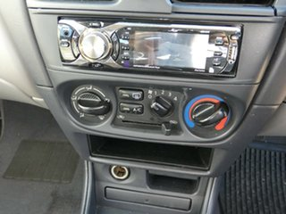 2001 Nissan Pulsar N16 ST Silver 5 Speed Manual Sedan