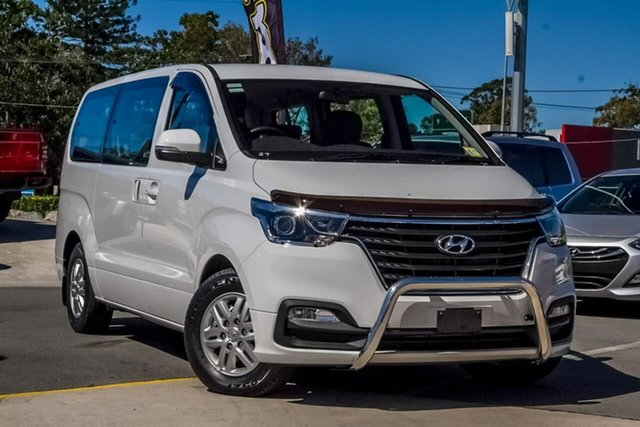 Used Hyundai iMAX TQ4 MY19 Active, 2019 Hyundai iMAX TQ4 MY19 Active Creamy White 5 Speed Automatic Wagon