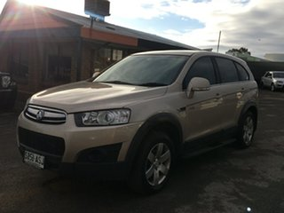 2012 Holden Captiva CG Series II MY12 7 SX Gold 6 Speed Sports Automatic Wagon