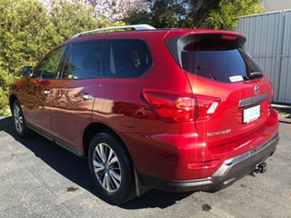 2019 Nissan Pathfinder R52 Series III MY19 ST X-tronic 2WD Redstone 1 Speed Constant Variable Wagon