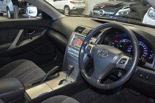 2010 Toyota Camry AHV40R Hybrid Silver Continuous Variable Sedan.