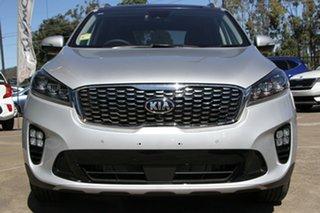 2019 Kia Sorento UM MY19 GT-Line Silky Silver 8 Speed Sports Automatic Wagon.