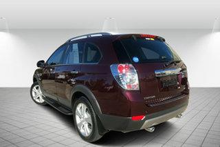 2012 Holden Captiva CG Series II 7 AWD LX Maroon 6 Speed Sports Automatic Wagon