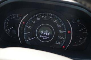 2014 Honda CR-V VTi_L 30 MY15 CR-V VTi-L (4x4)30 MY15 White Automatic Wagon