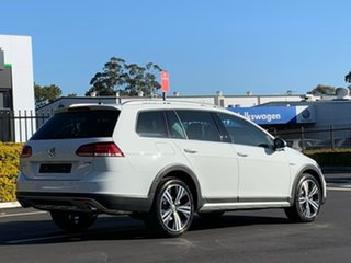 2020 Volkswagen Golf 7.5 MY20 Alltrack DSG 4MOTION 132TSI Premium White 6 Speed