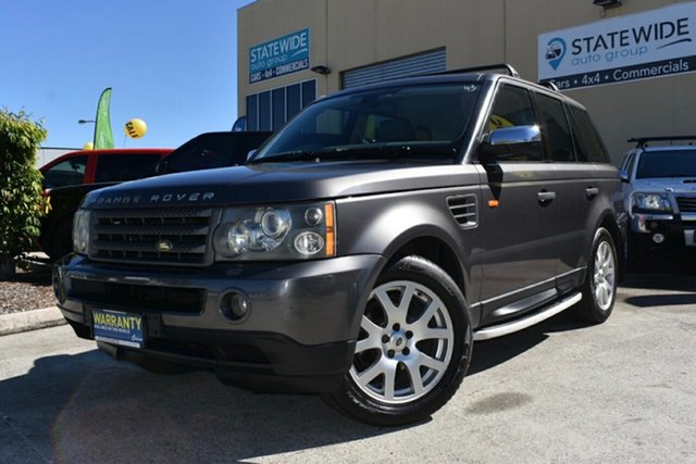 Used Land Rover Range Rover  Sport 2.7 TDV6, 2005 Land Rover Range Rover Sport 2.7 TDV6 Grey 6 Speed Auto Sequential Wagon