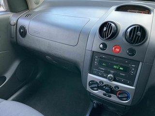 2006 Holden Barina TK Black 5 Speed Manual Hatchback