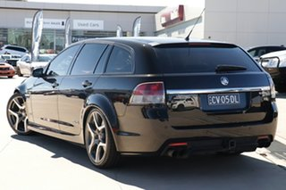 2010 Holden Commodore VE II SS Black 6 Speed Automatic Sportswagon.