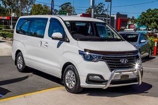 2019 Hyundai iMAX TQ4 MY19 Active Creamy White 5 Speed Automatic Wagon.