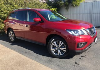 2019 Nissan Pathfinder R52 Series III MY19 ST X-tronic 2WD Redstone 1 Speed Constant Variable Wagon.